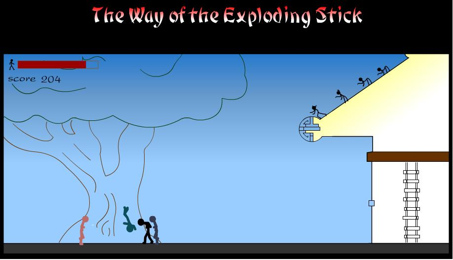Way of the Exploding Stick 1.00