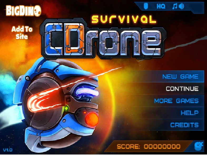 52 CDrone Survival